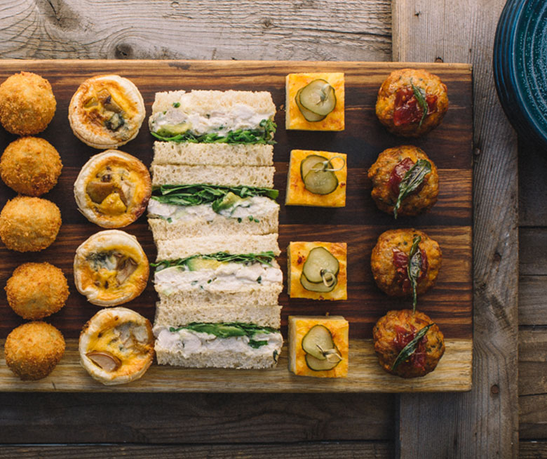Tartine Gourmet Catering, Platters & Party Food